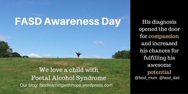 FASD Awareness Day