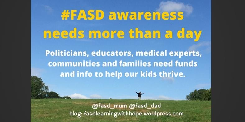 #FASD Awareness