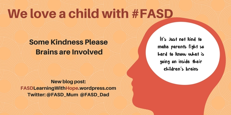 We love a child with #FASD-5