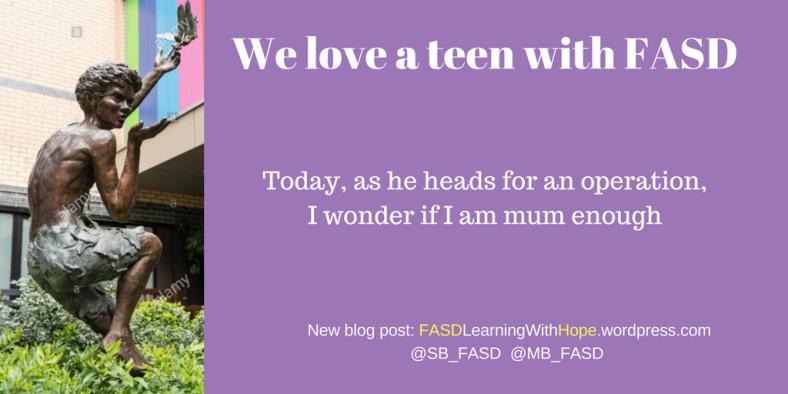 Blog Mum enough