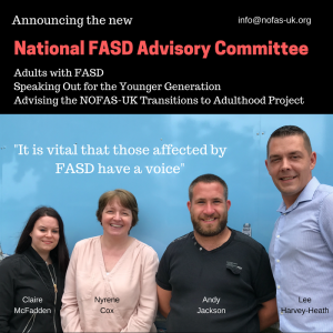 National FASD Advisory Committee Announcement