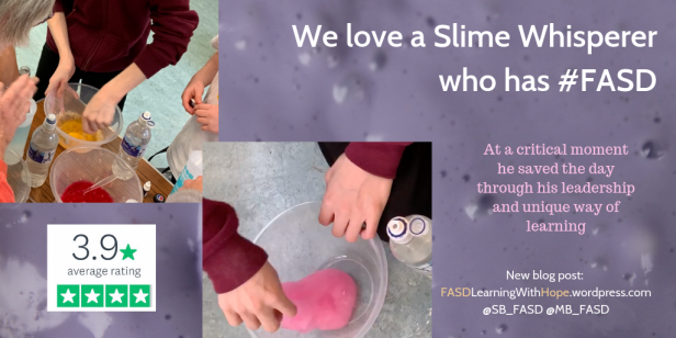 BLog Slime Whisperer who has #FASD